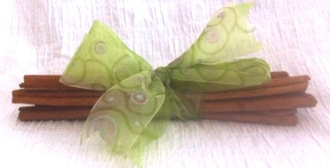 Festive Green Sweet Cinnamon  Bundle 100g, with/without oil 10ml