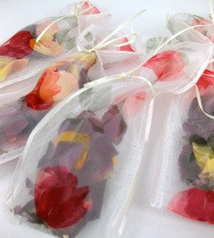 Lavender &  Rambling Citrus Scented Sachets pack of 6