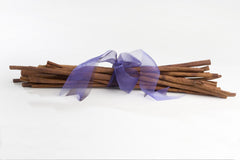 Sweet Cinnamon Bundle of Quills, 100g 22cm blue ribbon
