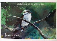 Traditional to Quirky, Pamela Gordon Original Artwork (small works) Exhibition at MALKA Studio Healesville