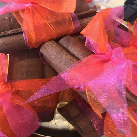 Short Chunky Quills Bundle Sweet Cinnamon 150g
