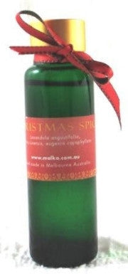 Christmas Spice - Diffuser Oil 25ml + Reeds (green bottle)