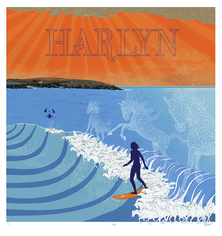 HARLYN (3rd EDITION)
