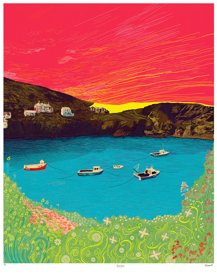 PORT ISAAC 2nd Edition