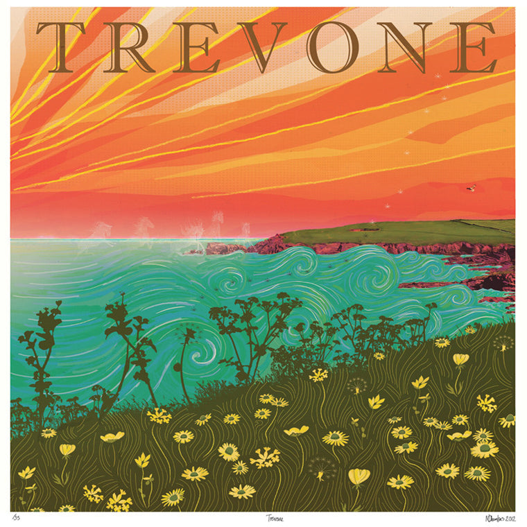 TREVONE 2ND EDITION (LARGE)