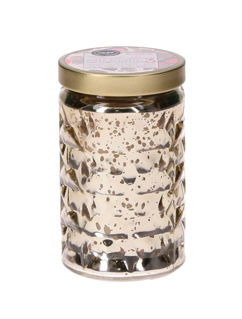 SWEET GRACE GOLD JAR CANDLE