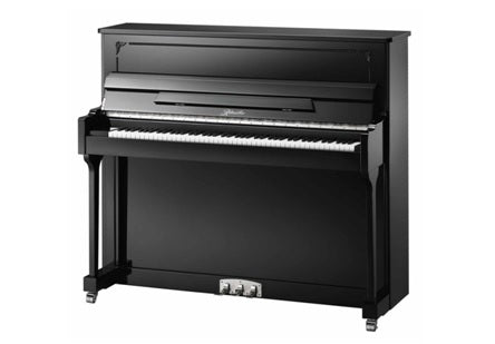 Ritmuller UPR1 Upright Piano – Ebony
