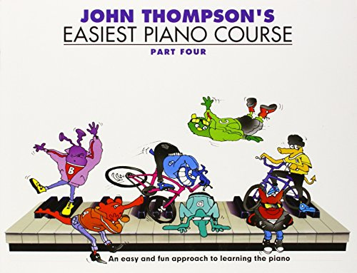 John Thompson Piano Easiest Course Part 4