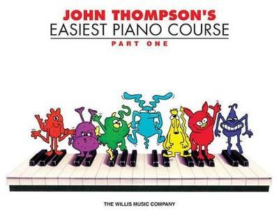 John Thompson Piano Easiest Course Part 1