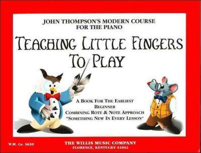 John Thompson Teaching Little Finger to Play