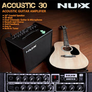 NUX Amplifier for Acoustic Guitar - AC30