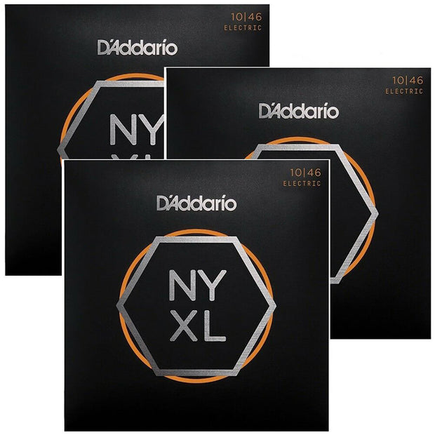 D'Addario Electric Guitar Strings - Reg Lite NYXL1046
