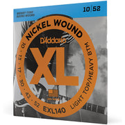 D'Addario Electric Guitar Strings - XL Lite EXL140