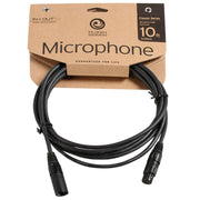 "D'Addario Microphone Cable XLR 10"" - PW CMIC 10"