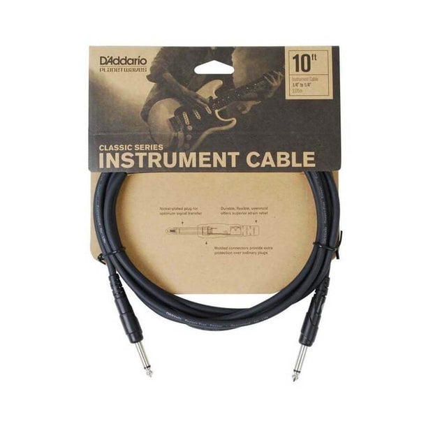 D'Addario Cable Cls Ser 1.4 10 inches