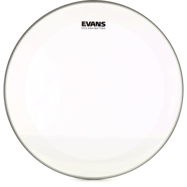 "EVANS 22"" EQ4 BTR Clear - BD22GB4"