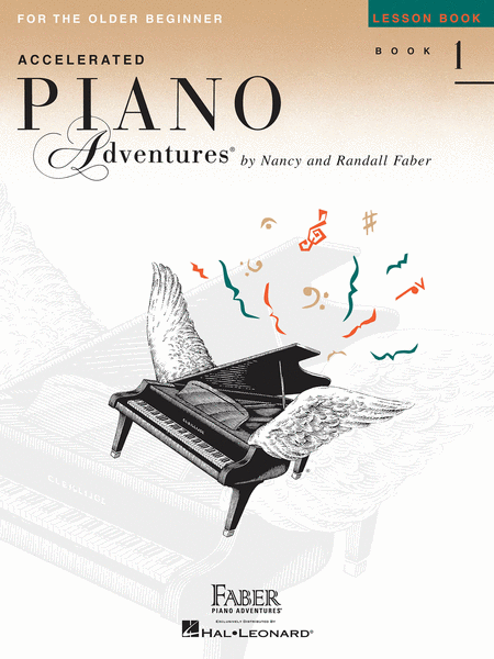 FPA Piano Accelerated Lesson Book 1