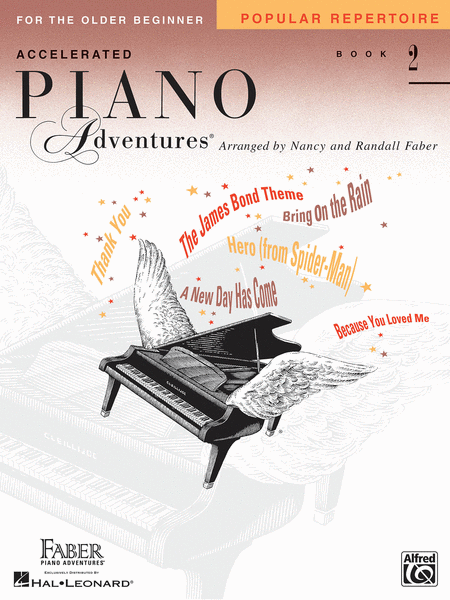 FPA Piano Accelerated Popular Repertoire Book 2