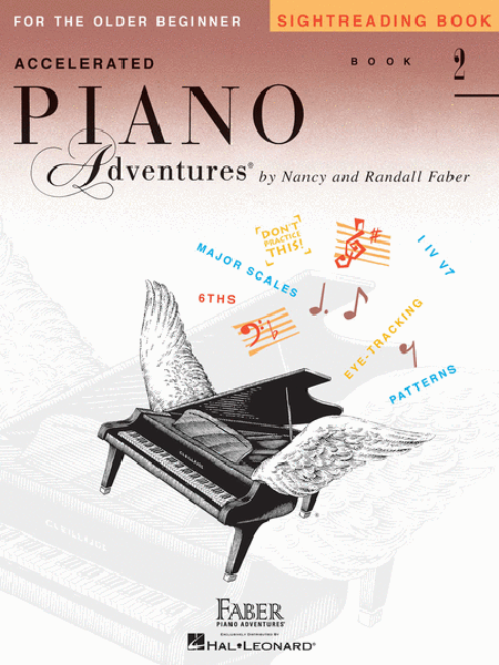 FPA Piano Accelerated Sight-Reading Book 2