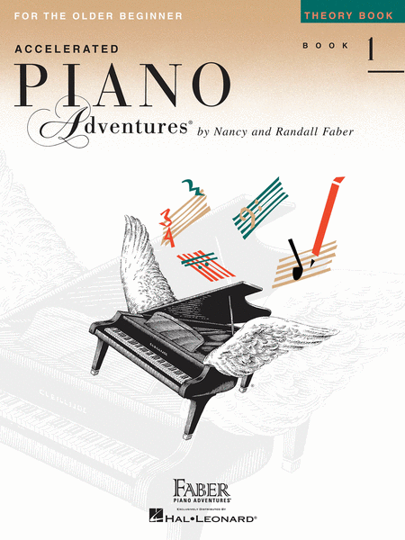 FPA Piano Accelerated Theory Book 1