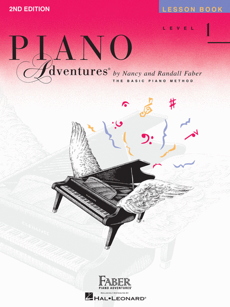 FPA Piano Lesson Book Level 1