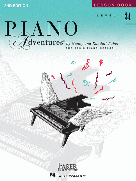 FPA Piano Lesson Book Level 3A
