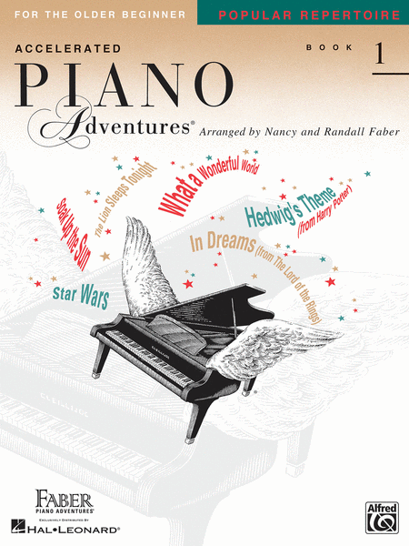 HL Piano Accelerated Popular Repertoire Book 1