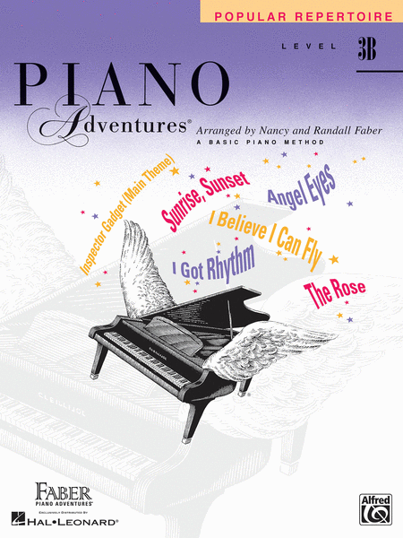 FPA Piano Popular Repertoire Book Level 3B