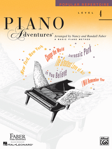 FPA Piano Popular Repertoire Book Level 4