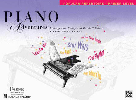 FPA Piano Popular Repertoire Book Primer Level