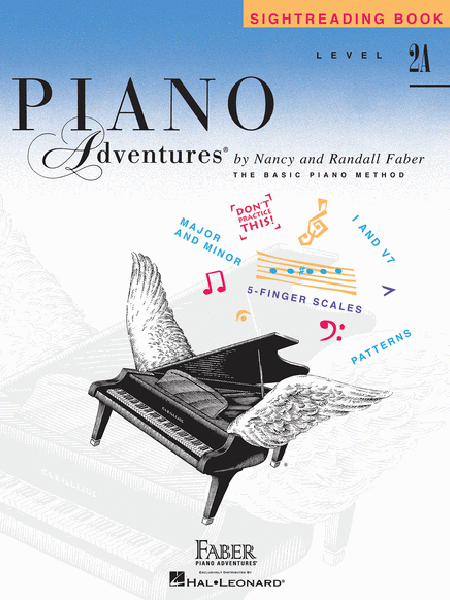 FPA Piano Sight-Reading Book Level 2A
