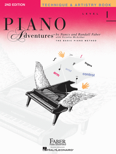 FPA Piano Tech & Artistry Book Level 1
