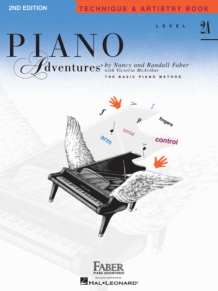 FPA Piano Tech & Artistry Book Level 2A
