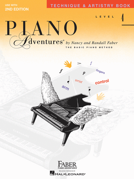 FPA Piano Tech & Artistry Book Level 4