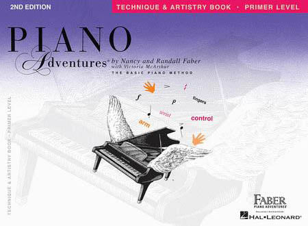 FPA Piano Tech & Artistry Book Primer Level