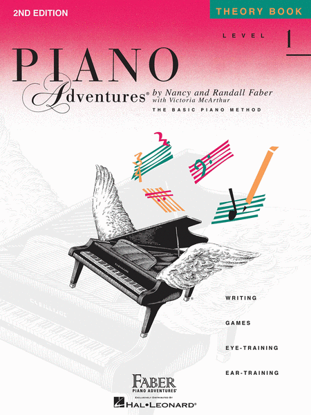 FPA Piano Theory Book Level 1