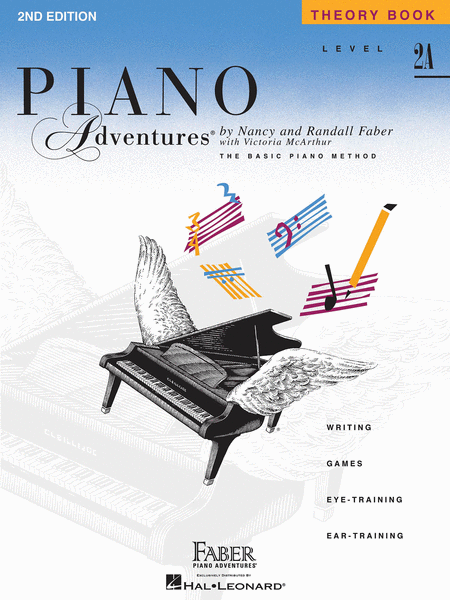 FPA Piano Theory Book Level 2A