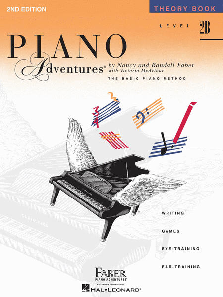 FPA Piano Theory Book Level 2B