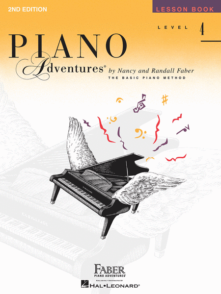 FPA Piano Theory Book Level 4