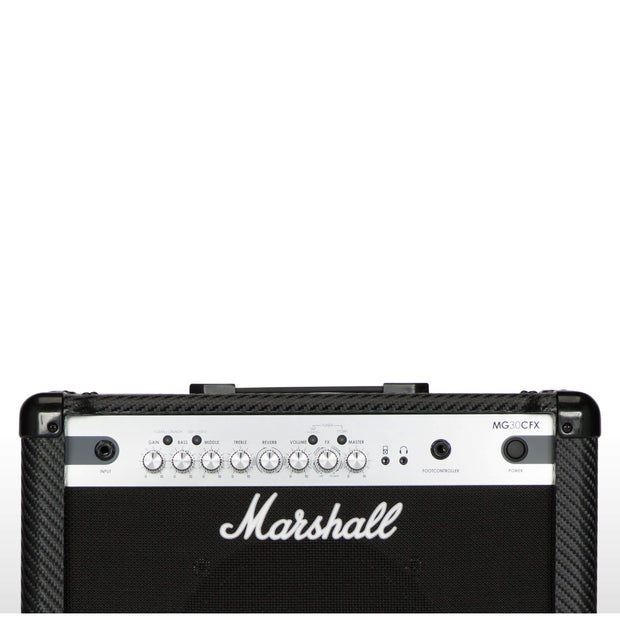 Marshall Amplifier 30W Guitar Combo - MG30CFX
