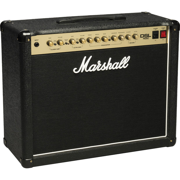 "Marshall Amplifier 40W Dual Super1*20""CMB - DSL40C"