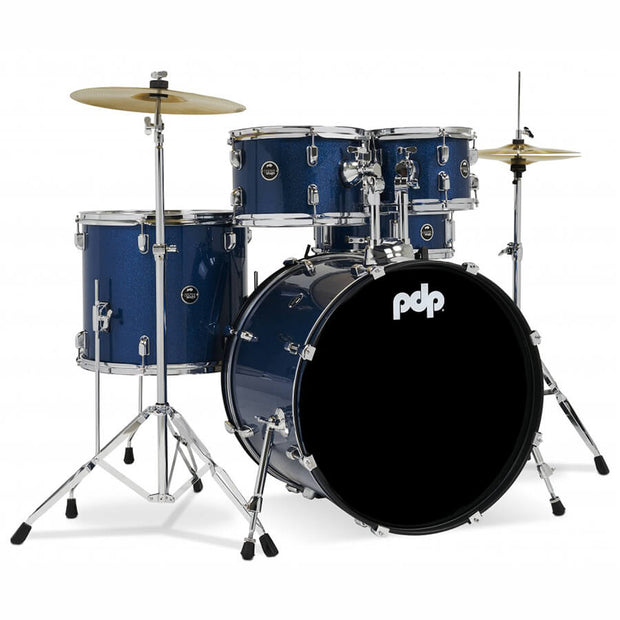 PDP Center Stage Drum Set - Cymbals