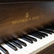 Steinway & Sons baby Grand Piano S-155