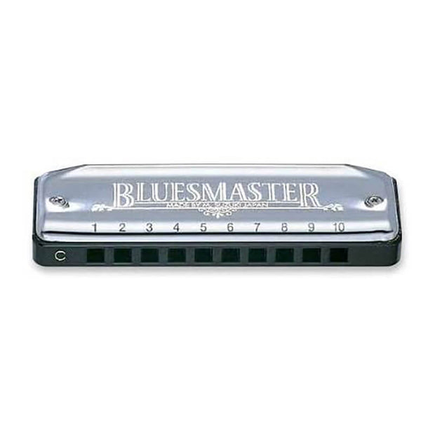 Suzuki Harmonica - Bluemaster 10H C Key MR-250 C