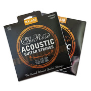 The Rose Acoustic Guitar Strings - RX A50