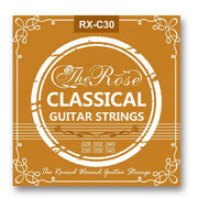 The Rose Classical Guitar Strings - RX C30