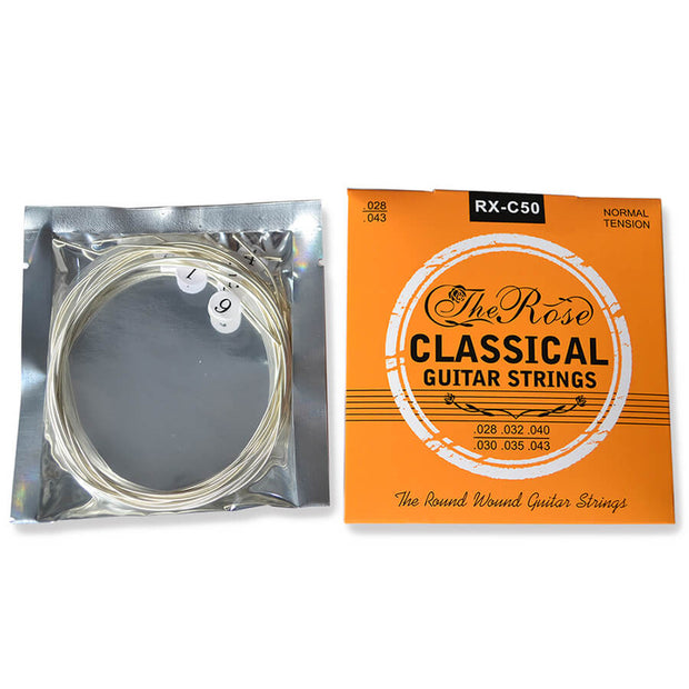 The Rose Classical Guitar Strings - RX C50