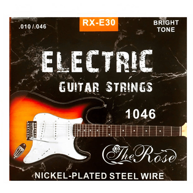 The Rose Electric Guitar Strings -  RX E30