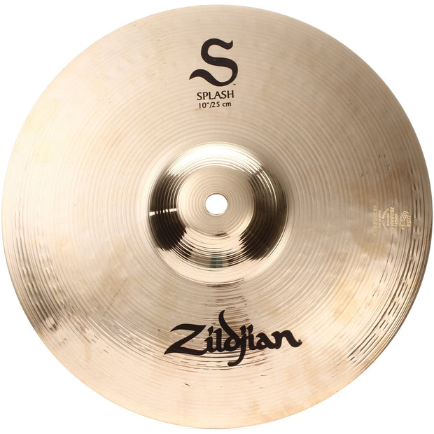 "Zildjian 10"" S Splash Crash - S10S"