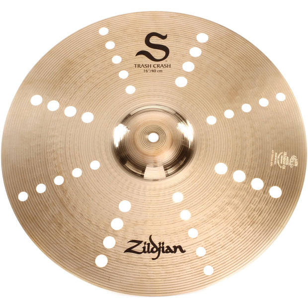"Zildjian 16"" S Trash Crash - S16TCR"